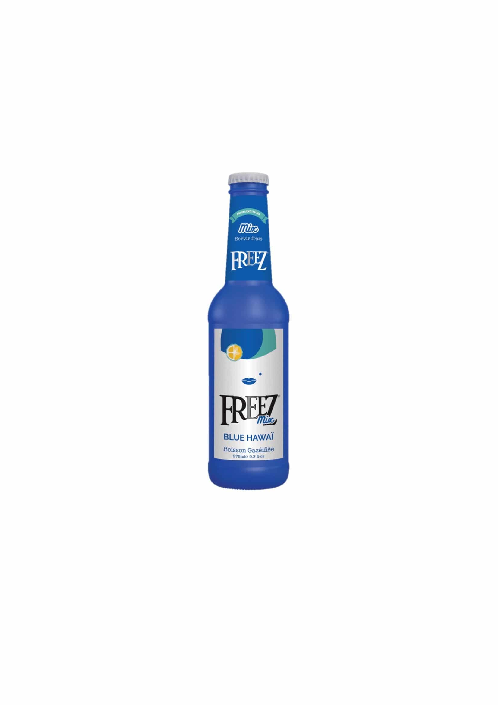 freez mix blue hawai promo