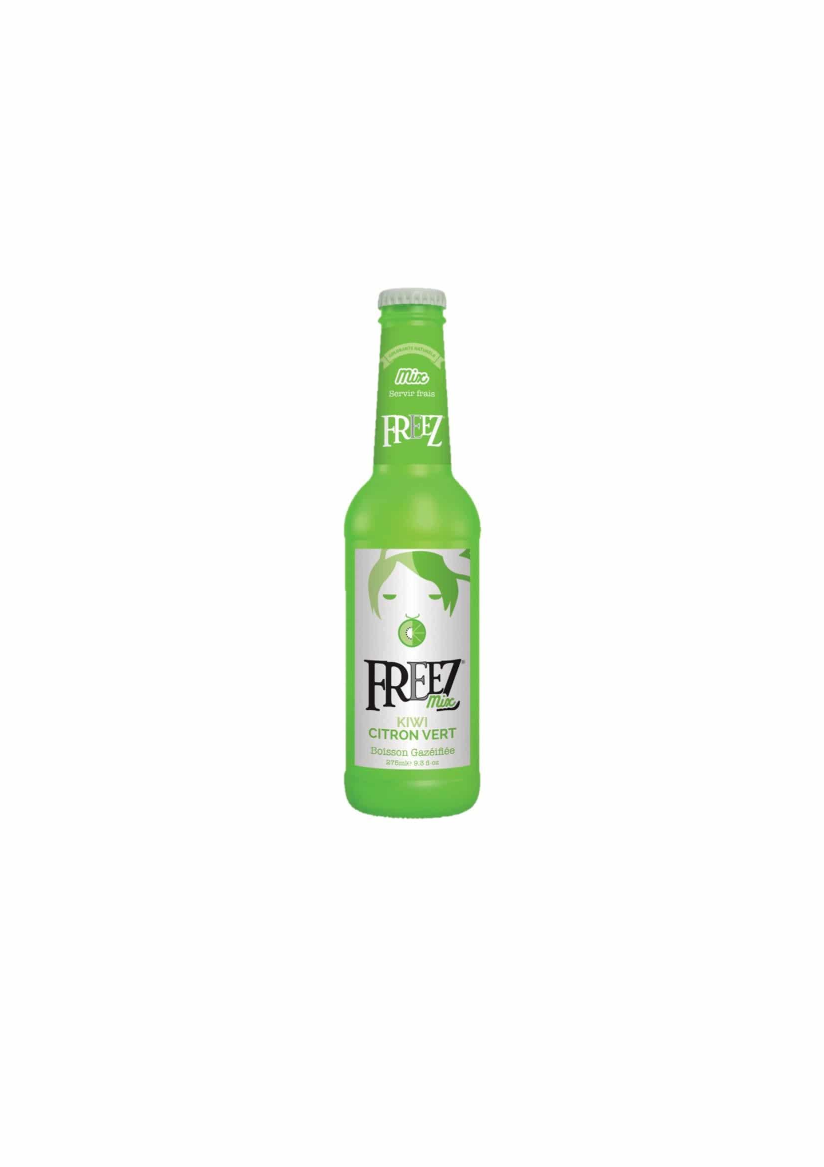 freez mix kiwi ciron vert promo
