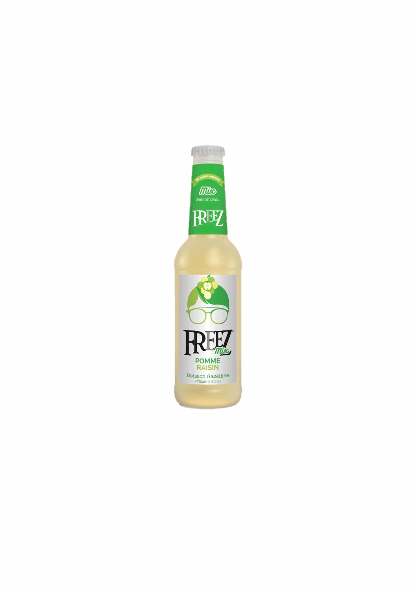 freez mix promo pomme raisin